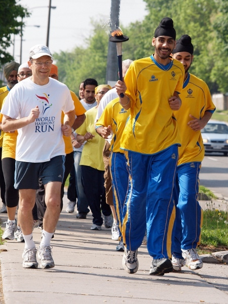 Interfaith runners Toronto pic 2