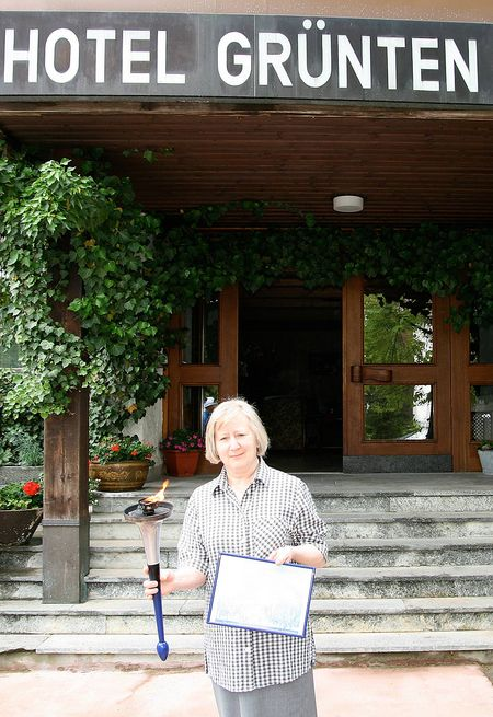 Germany 29 may sonthofen lindau world harmony run for Hotel in sonthofen