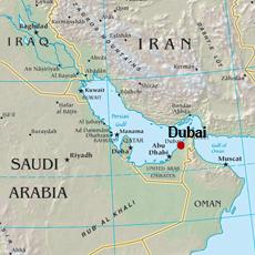 United Arab Emirates 11 January: Dubai | World Harmony Run