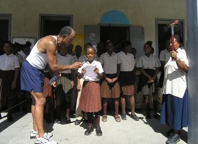 Senator Louis Hill Virgin Islands Senator
