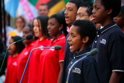 New York Housing Authority Youth Chorus