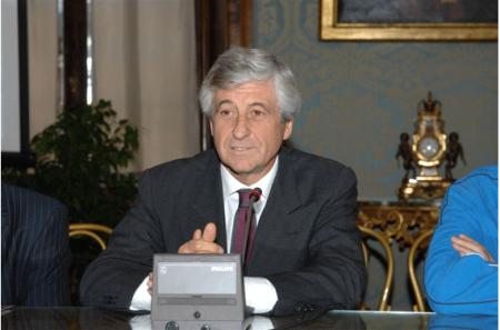 Gianni Rivera. Foto dalla rete.