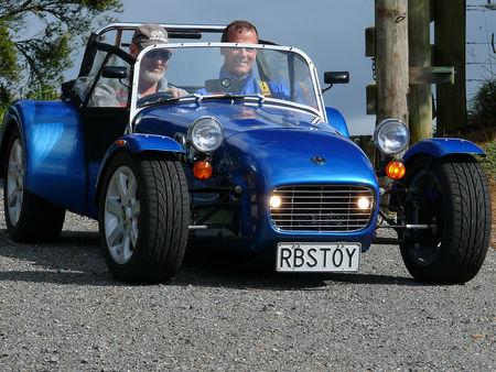 New Zealand September Pokeno Hamilton World Harmony Run - Cool cars auckland