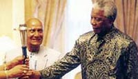 President Nelson Mandela
